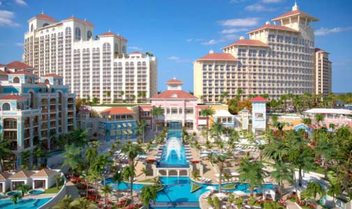 Grand Hyatt Baha Mar Chooses 5 Star Digital Service with Crave In-Room Tablets
