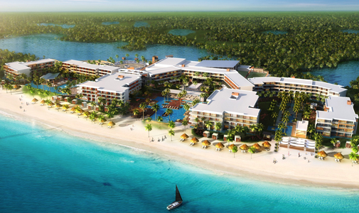 Crave Interactive Rapidly Expands with Three More Vacation Resorts in Cancun with AMResorts®
