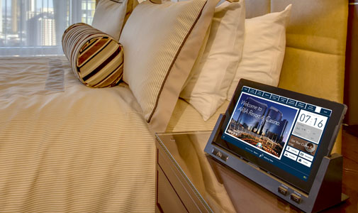 ARIA Resort & Casino Redefines Guest Experience with Launch of Unprecedented In-Room Technology