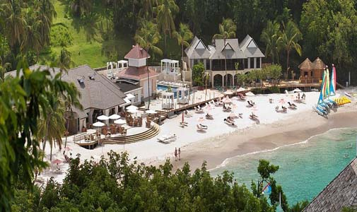 Luxury Caribbean Resort to Install Crave In-room Tablets