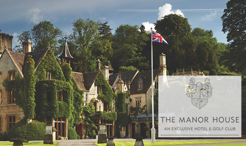 The Manor House Makes a Hat Trick at Exclusive Hotels and Venues for Crave Interactive