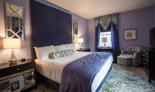 Cary's Boutique Hotel Brings Crave's Cutting-Edge Tablets to the Triangle