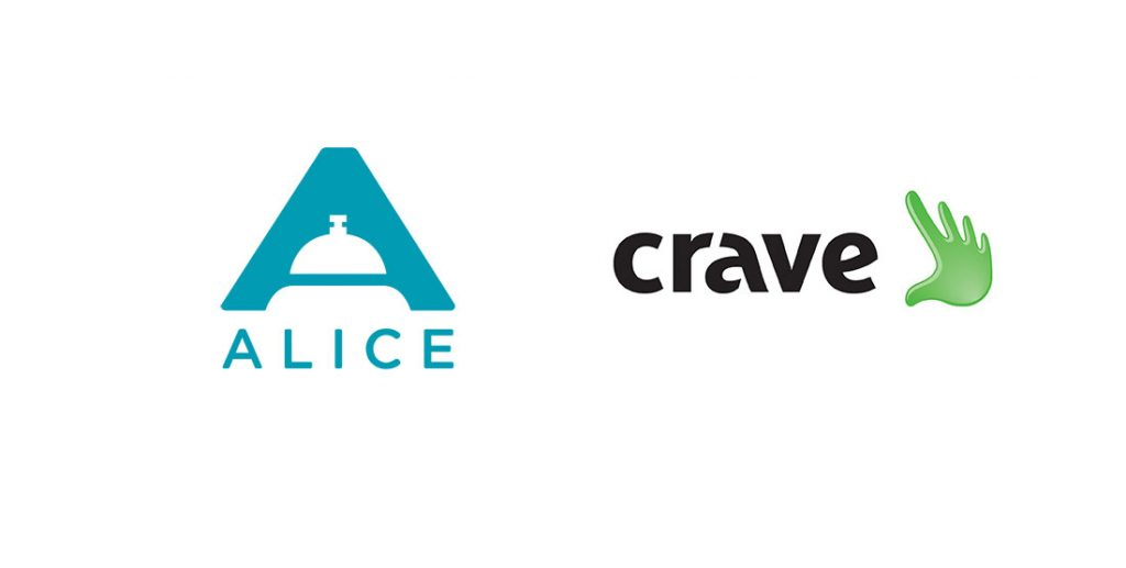 Alice and Crave Logos