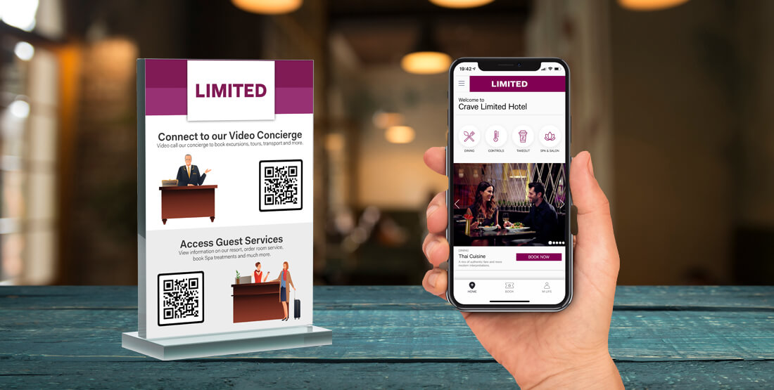 Hotel App Problem Solved as Crave Interactive Launch AppLess