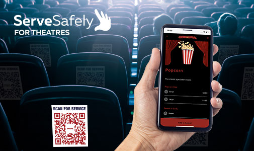 The show must go on - how mobile ordering is transforming the theatre experience