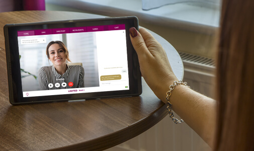 Crave Interactive Empowers Hoteliers and Guests with 24/7 Video Service Platform