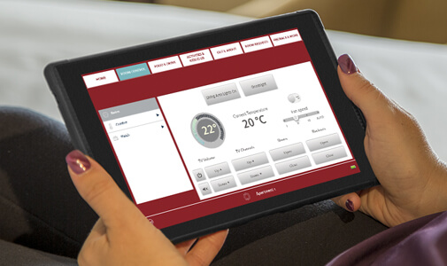 Crave Interactive and INTEREL Combine Technologies to Deliver One-Touch Total Room Control for Hotels