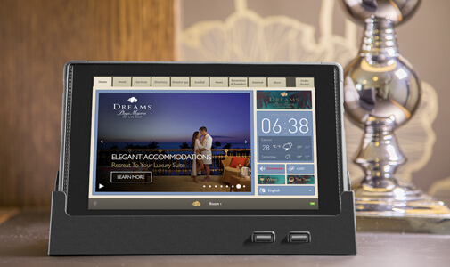 The Death of the Paper Directory Continues: AMResorts® to Install Crave In-room Tablets Across 13,000 Group Rooms